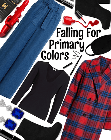 FALL 2020: Falling For Primary Colors