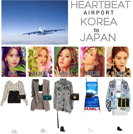 [HEARTBEAT] AIRPORT | KOREA TO JAPAN