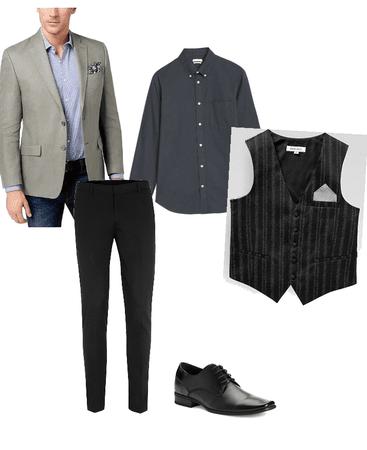 Sirius Black #2 (Male)