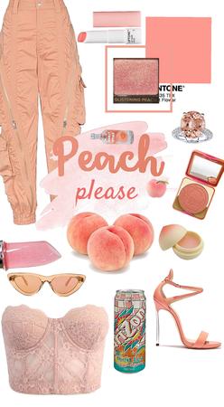 peach please 🍑