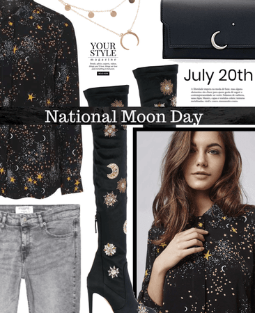 National Moon Day 7/20