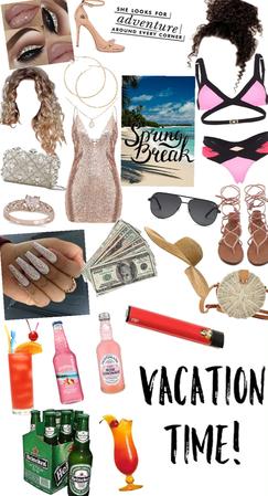 beach day / night club