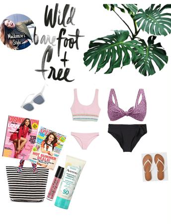 Mackenzie ⤷ Summer.