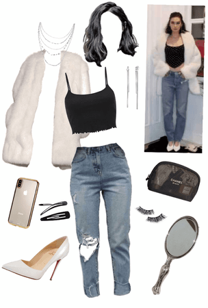 Amanda Steele (inspired outfit) #1