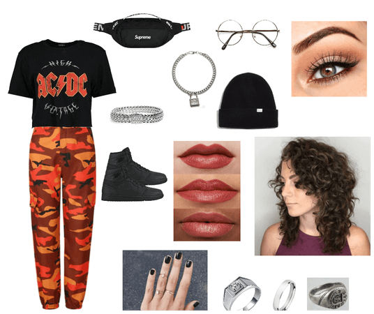 Jack Avery Inspired Look