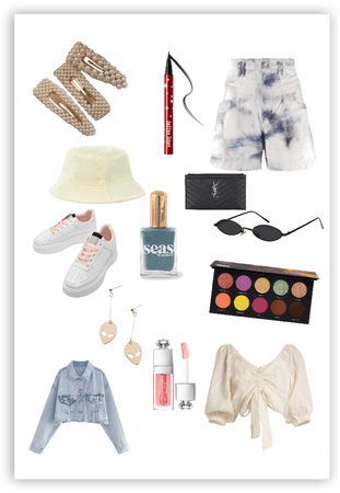 vasariškas outfit