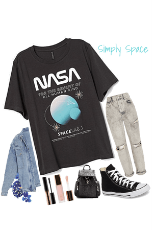 Outfit Inspo: Simply Space