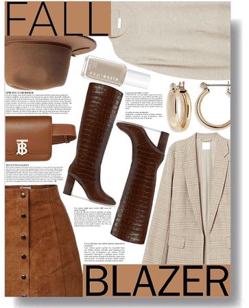 fall blazer 🤎