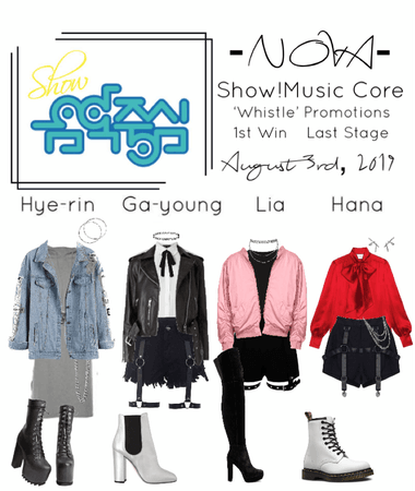 -NOVA- Show! Music Core