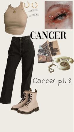 zodiac sign pt. 8 cancer ♋️