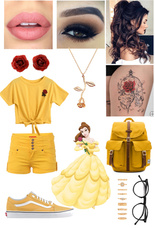 Belle (Beauty and the Beast) Outfit