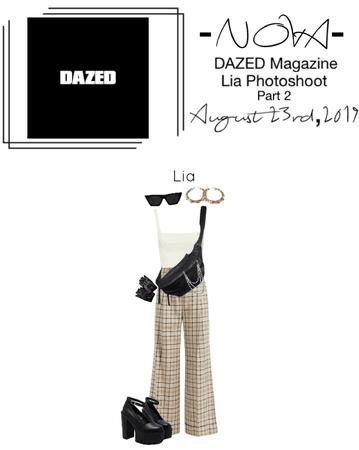 -NOVA- DAZED Magazine Photoshoot p2