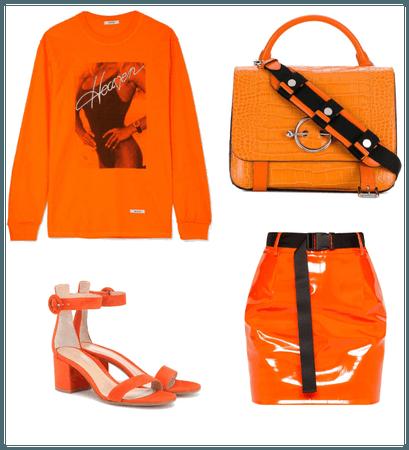 Orange (Rainbow)