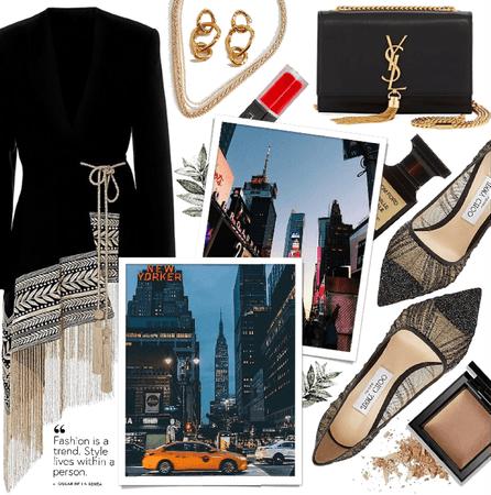 New York Lights 🌃