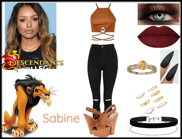 Sabine - Isle of the Lost