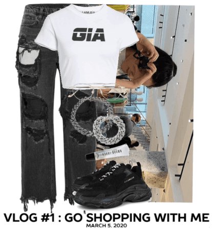 Vlog #1 | Go Shopping with Me