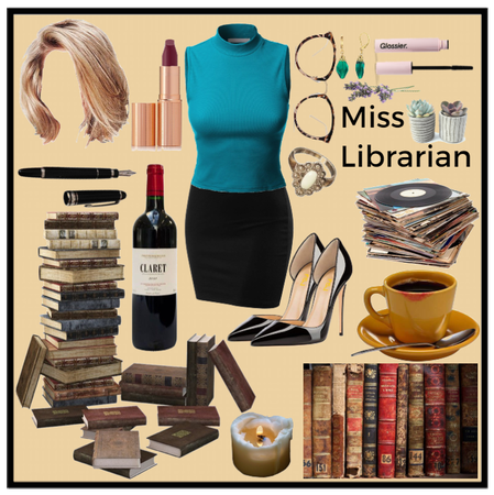Miss Librarian