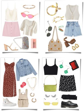 summer aesthetics