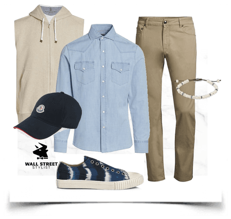 Cool & Casual Men's Style