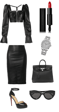 Grey's Interview Outfit
