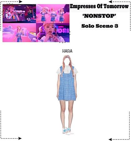 EOT(내일의 황후) | 'NONSTOP' Solo Scene 3