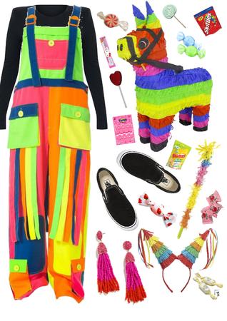 Piñata Costume idea