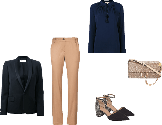 Trendy Stylish Work Outfit