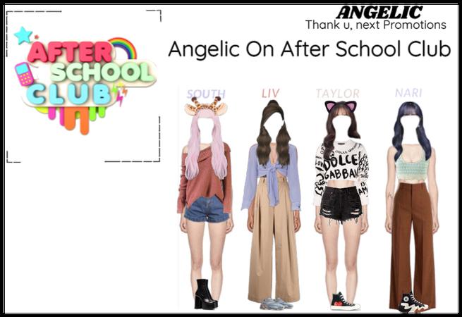 천사의 (Angelic) On After School Club