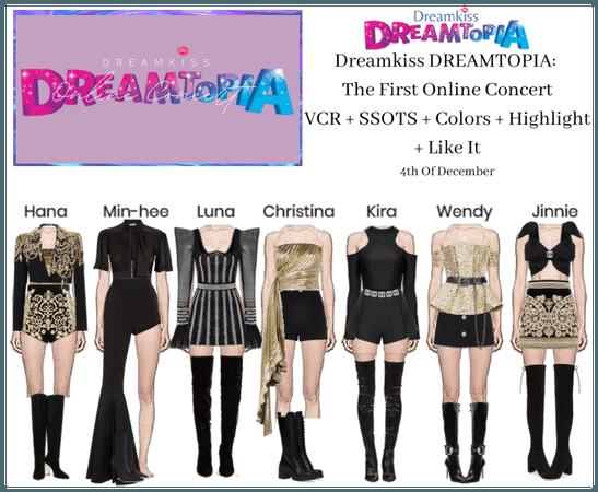DREAMKISS (드림키스) DREAMTOPIA Stage #15