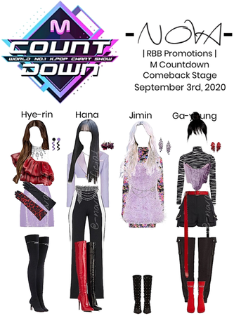 -NOVA- RBB   M Countdown Stage