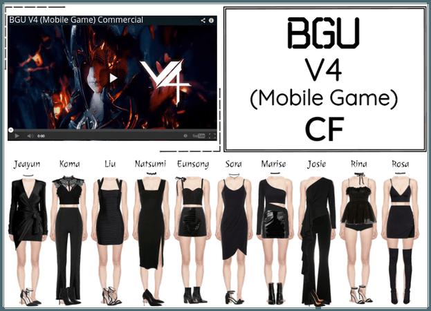 BGU V4 (Mobile Game) CF