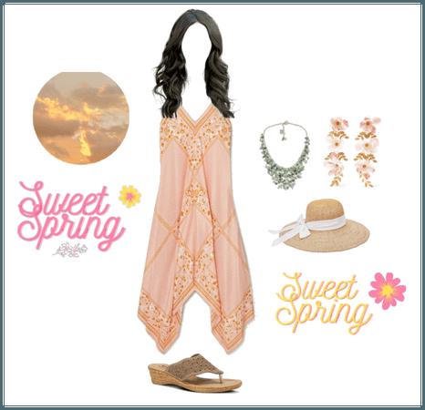 Sweet Spring Break Style