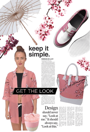 INFIN8 Cherry Blossom