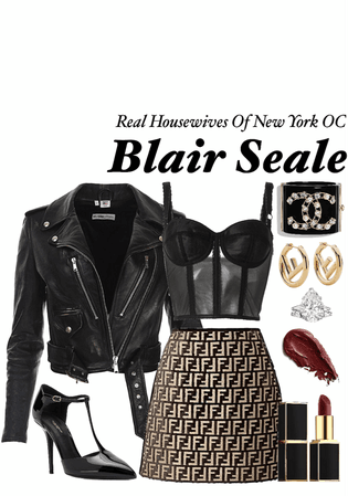 REAL HOUSEWIVES OF NEW YORK OC: Blair Seale