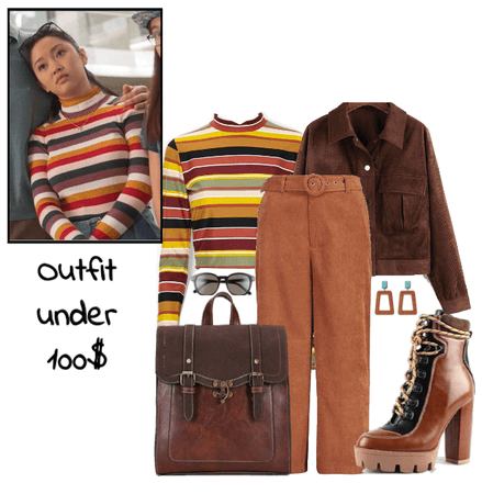 Outfit under 100$