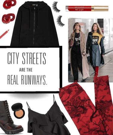Street Style/Loungewear