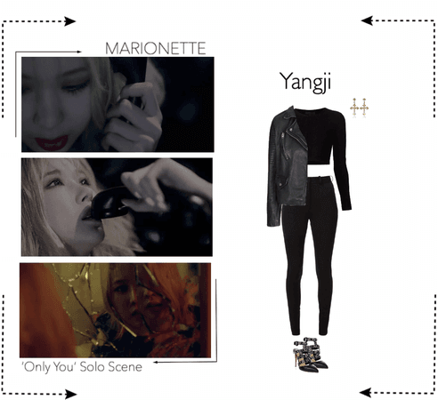 MARIONETTE (마리오네트) [Yangji] 'Only You' M/V | Solo Scene