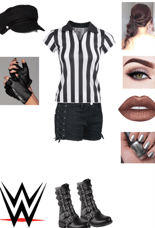 WWE Special Referee Outfit #1