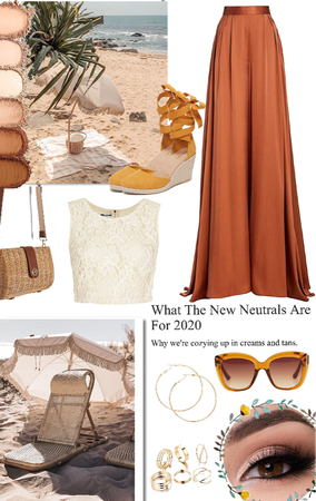 Outfit for sister n.17 : neutral Summer