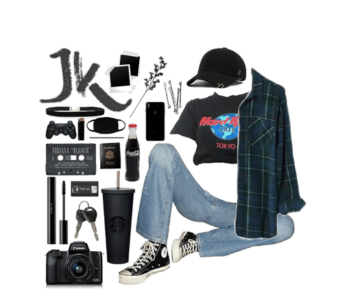 bts ideal girl outfit | jungkook