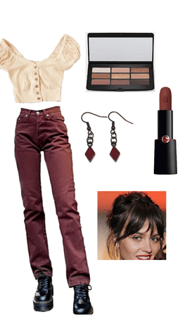 casual date night look