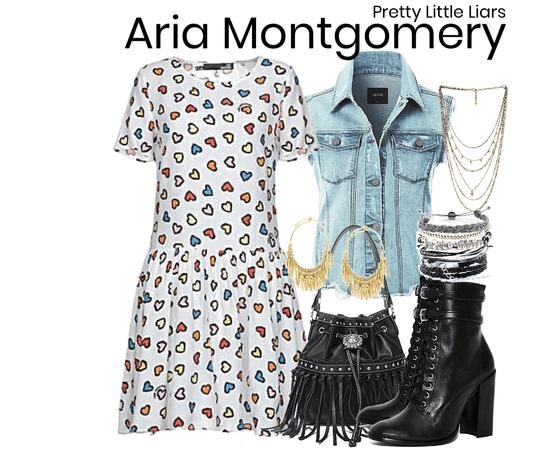 PLL - Aria Montgomery