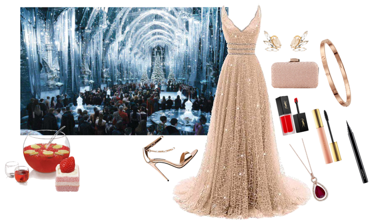 Gryffindor at the Yule Ball