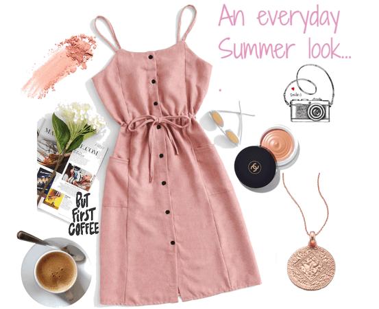 An everyday summer look