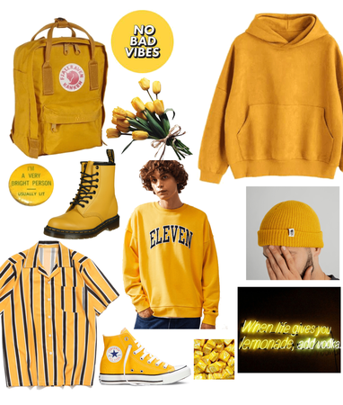 monochrome lemon boyzzz