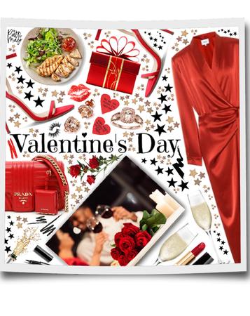 Valentine's Day Dinner ❤️❤️