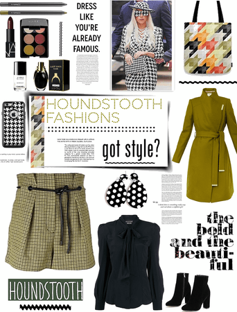 houndstooth fashions