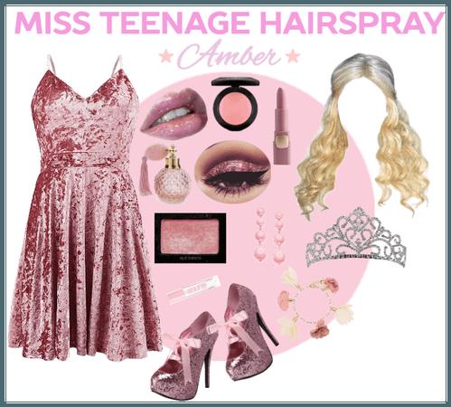 Amber - Miss Teenage Hairspray