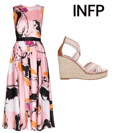 INFP casual dress