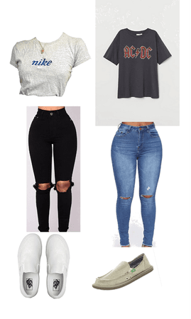 school outfit inspo